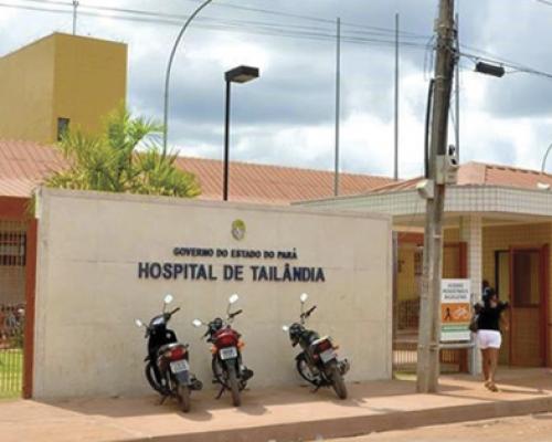 HOSPITAL GERAL DE TAILÂNDIA (PA)