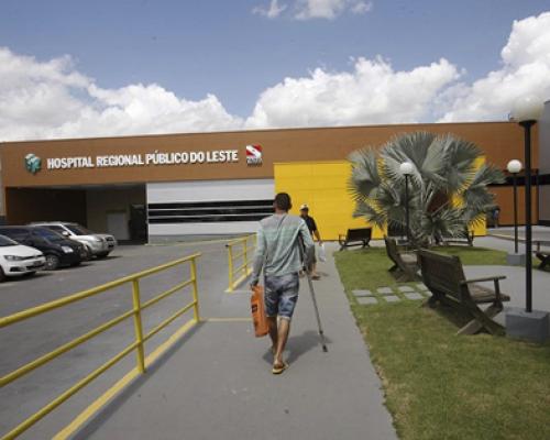 HOSPITAL REGIONAL PÚBLICO DO LESTE DO PARÁ (PA)