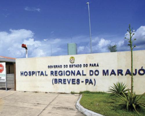 HOSPITAL REGIONAL PÚBLICO DO MARAJÓ (PA)