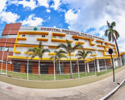 HOSPITAL REGIONAL PÚBLICO DOS CAETÉS DR. JORGE NETTO DA COSTA (PA)
